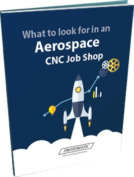 What to Look for in an Aerospace CNC Job Shop